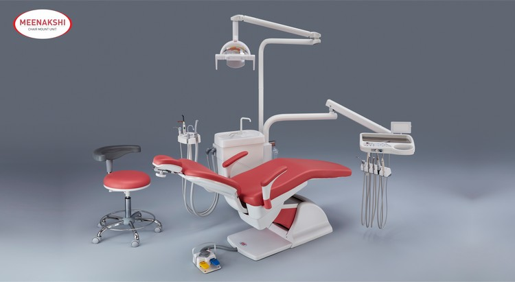 Meenakshi Dental Chair Mount Unit