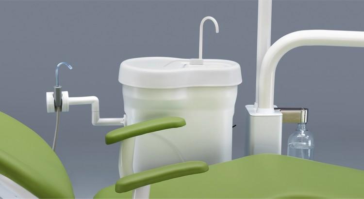 Wave Dental Spittoon