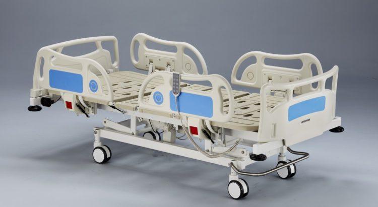 ICU Bed 01