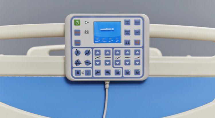 ICU Bed 55