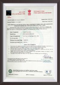 Dental X-Ray New Life Radiology Certificates