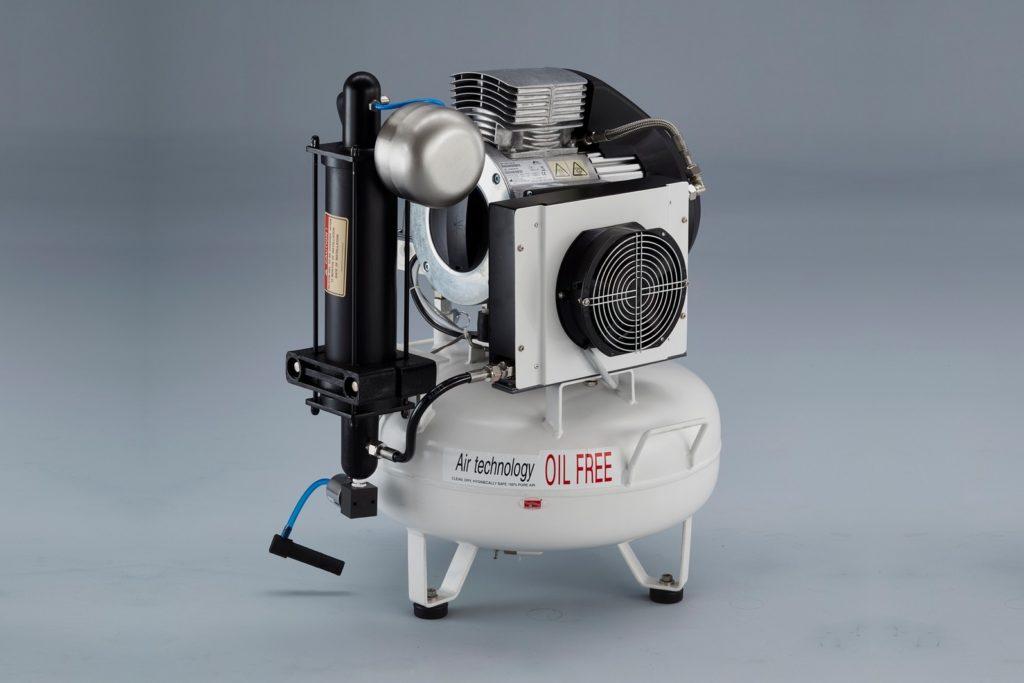 Dental Airotor Air Compressor 1.5 HP DURR – Confidental