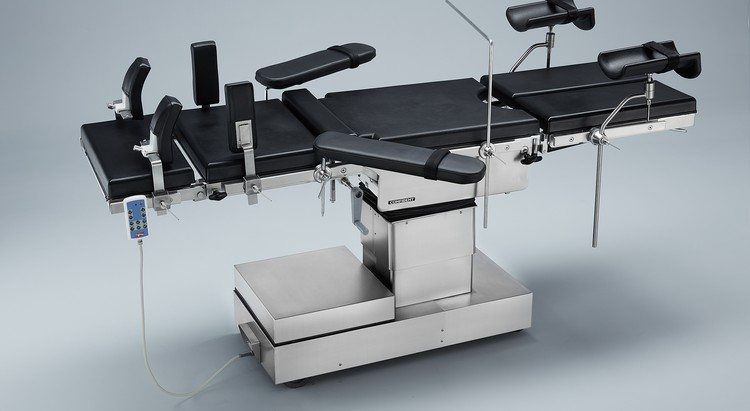 Electro Hydraulic Surgical OT Table