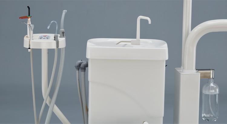 Mookambika Dental Basin & Assistant Control Unit