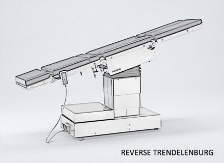 Reverse Trendelenburg