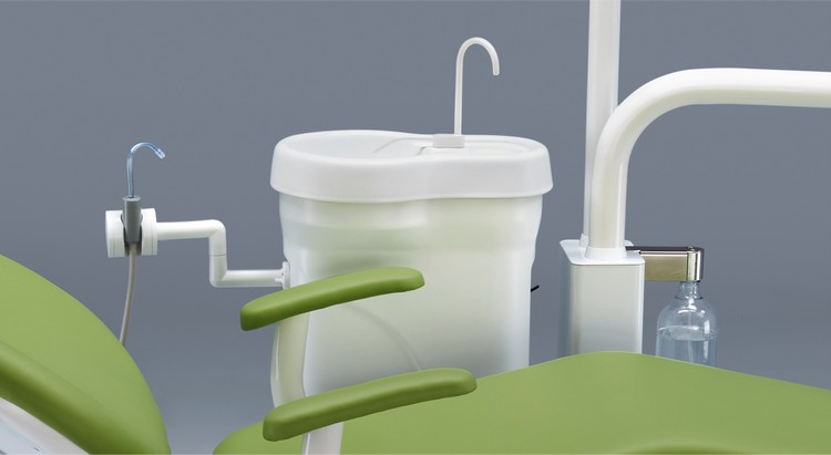 Wave Dental Spittoon
