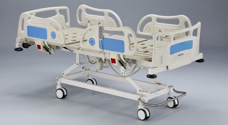 ICU Bed 02