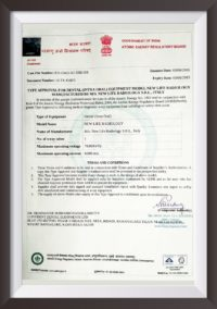 Dental X-Ray New Life Radiology Certificates